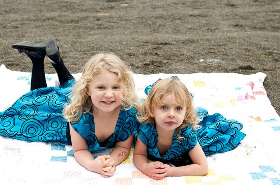 toddler girls