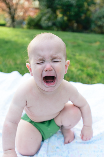 picture of crying baby