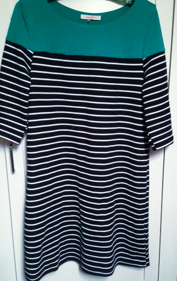 striped dress from Stitchfix