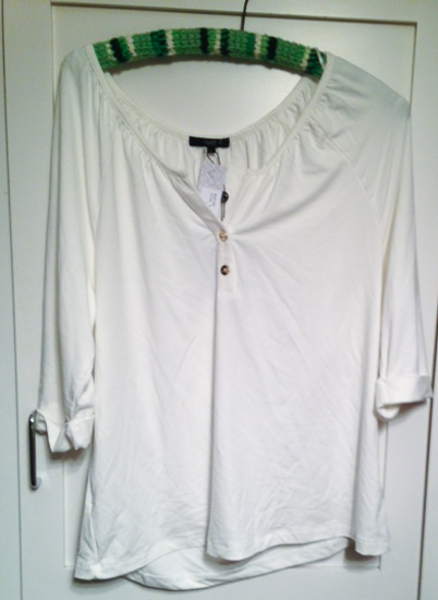 white shirt from Stitchfix