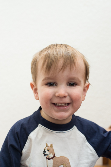 photo of toddler boy