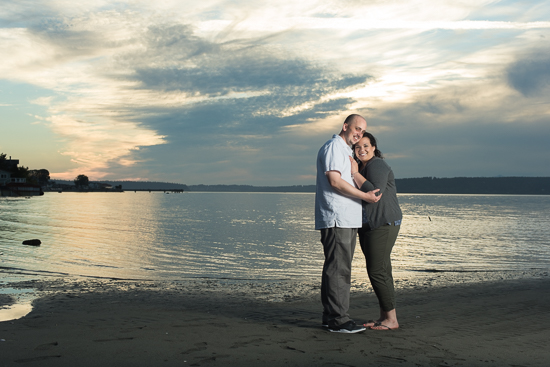 Engagement photography: Stephanie + Kyle | Tacoma, WA